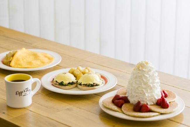 Eggs 'n Things 湘南江の島店