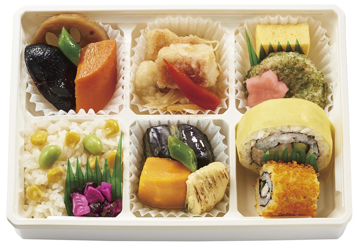 小田急藤沢 女性目線の美食弁