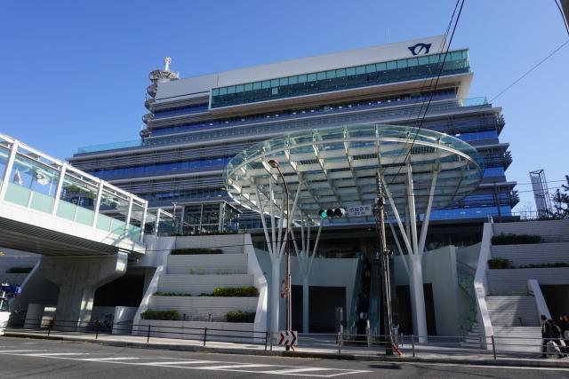藤沢市役所